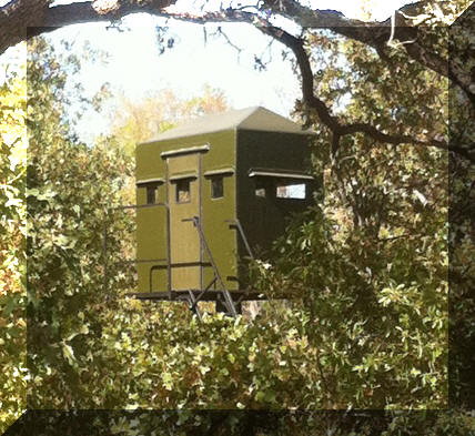 Http Texasdeerstands Com Rk 20blinds Blind 20in 20trees Jpg