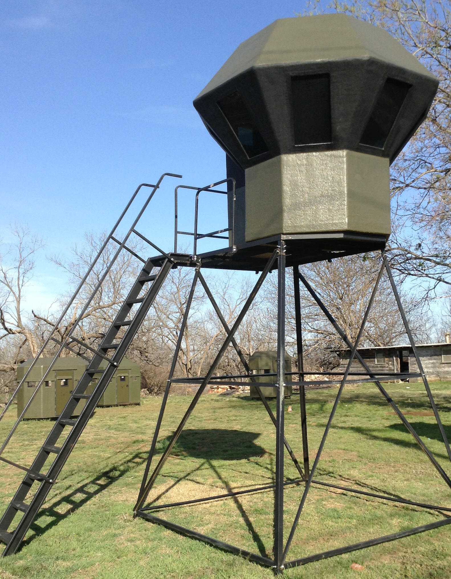 blinds backyard storage your hunting blind solution